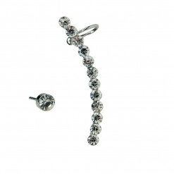 crystal ear cuff 2