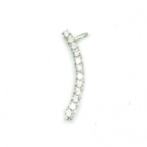 sterling silver ear cuff 3