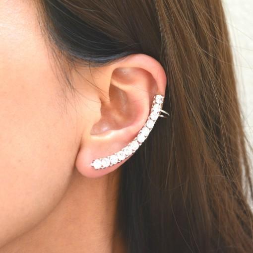 sterling silver ear cuff 7