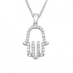 Hamsa necklace 1