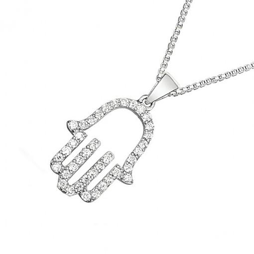 hamsa necklace 2