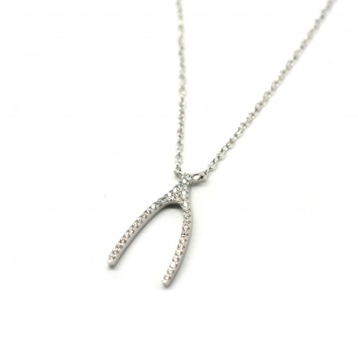 wishbone necklace 3