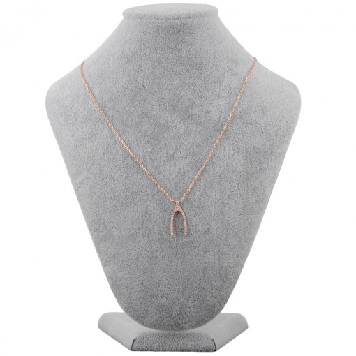 wishbone necklace 5
