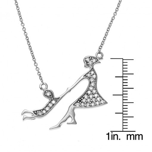 Mother kid necklace 3