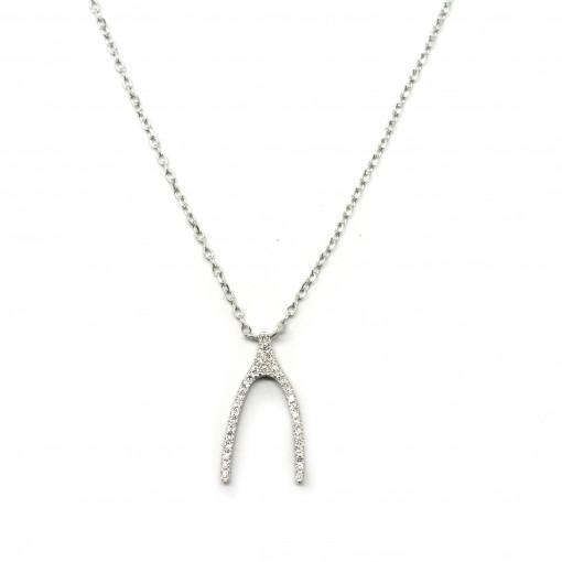 wishbone necklace 4