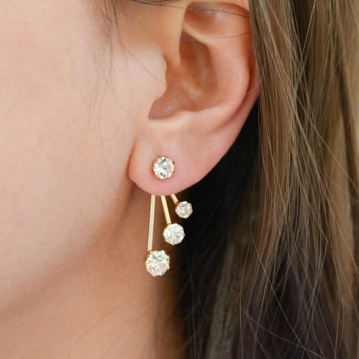 Slick Line Ear Jackets