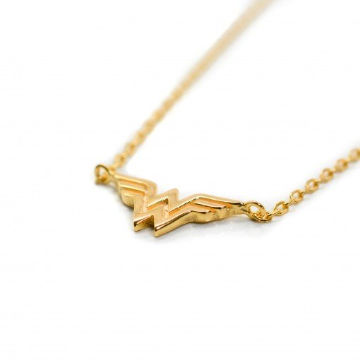 Wonder Woman Necklace gold 3