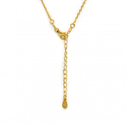 Wonder Woman Necklace gold 4