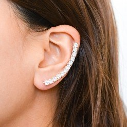 Alice Single Ear Cuff-model 1