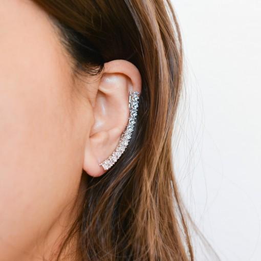 Alice Single Ear Cuff-model 2